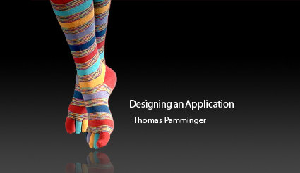 teaser designing an application) …and what businesses can learn from toe socks. ;