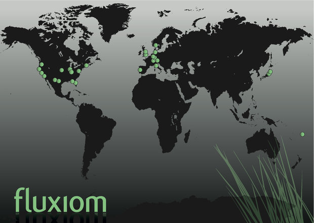 Fluxiom beta map