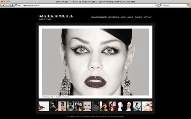 sarira.com screenshot