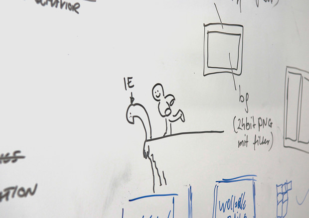New variations feature) … you have to do a lot of this… (our office whiteboard