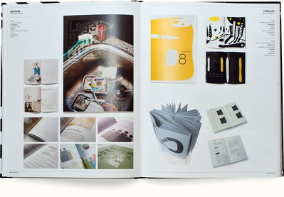 European Design Award 2010, The Book