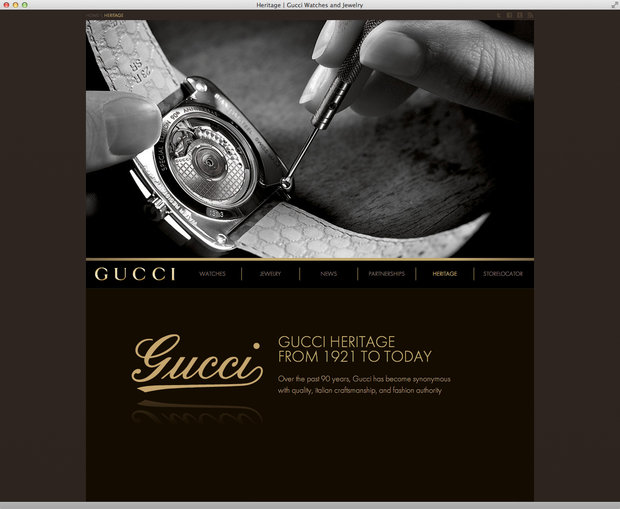 Heritage, Guccitimeless.com