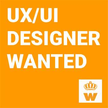 We are hiring: Awesome UX/UI Designer