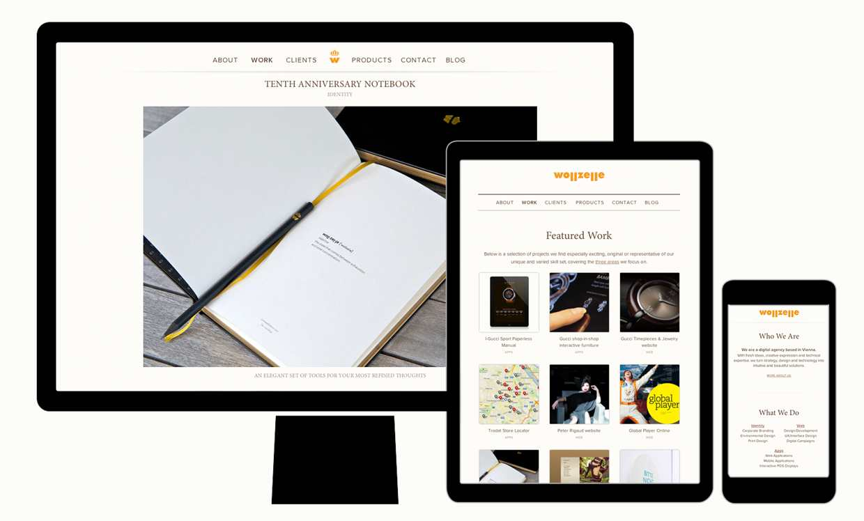 Our Work • Wollzelle Blog